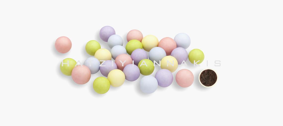 choco balls πολύχρωμα