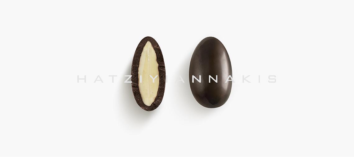 σοκολατένια ελιά αμυγδάλου κλασική