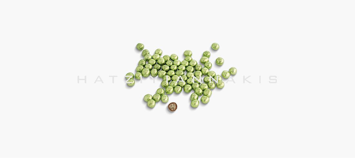 silver mini crispy green
