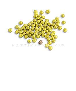 silver mini crispy color yellow