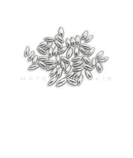 silver rice decoratives hatziyiannakis